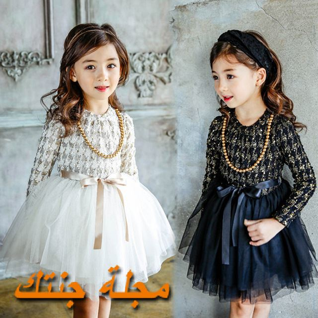 فستان تل شتوي