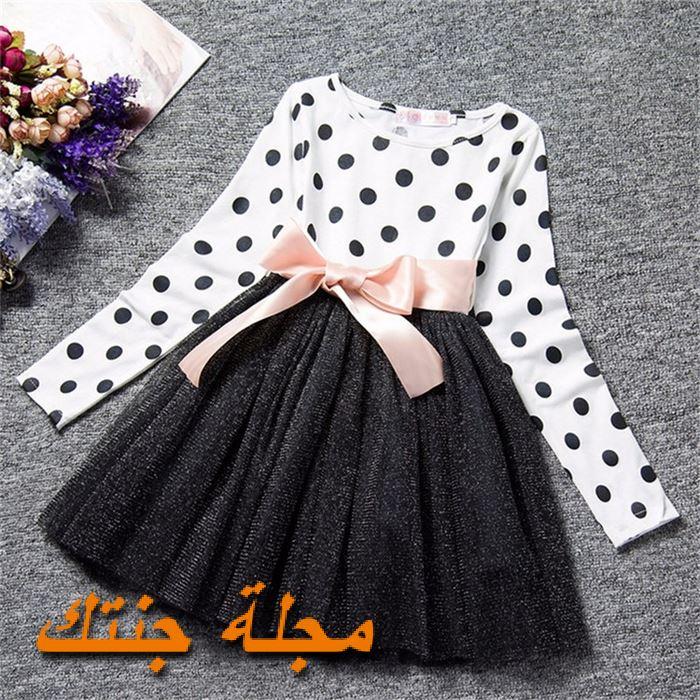 فستان شتوي تركي مناسب للمناسبات