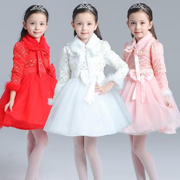 موديل فستان أطفال شتوي سواريه جميل جداً وشيك
