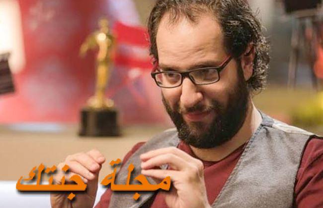 أحمد آمين مقدم برنامج البلاتوه