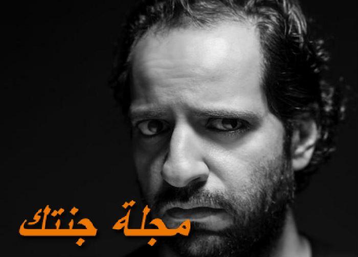 أحمد أمين مقدم برنامج بلاتوه