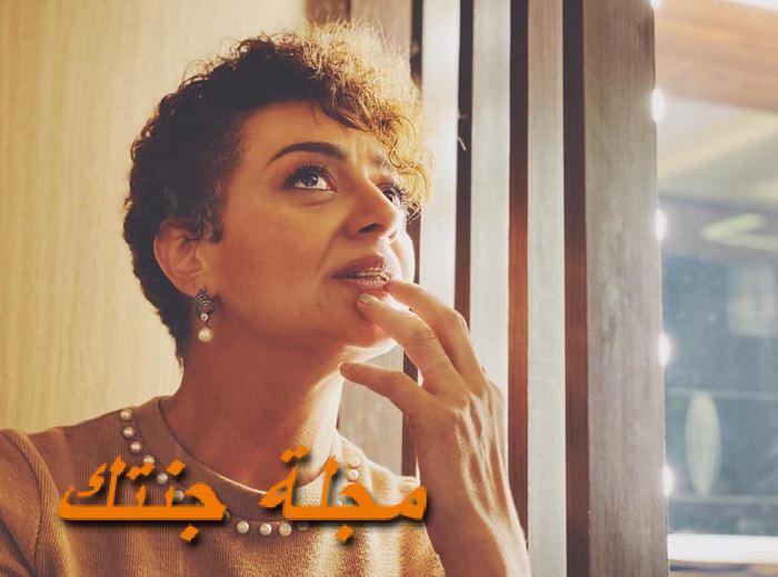 الفنانة المصلرية هبة عبد الغني