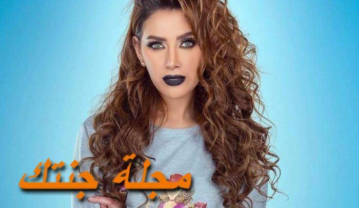 الفنانة هبة عبد العزيز