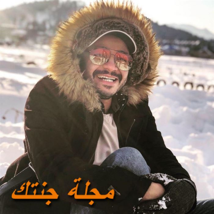 الفنان الموهوب حسام داغر