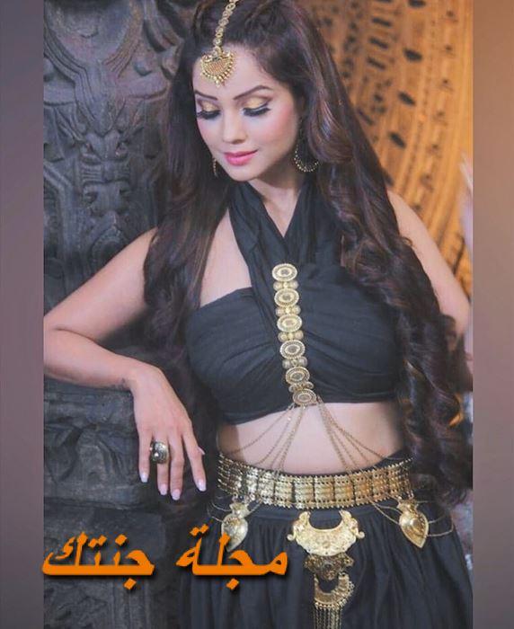 الممثلة الجميلة ادا خان