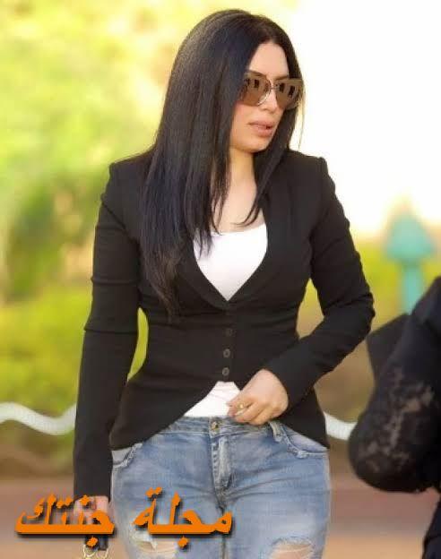 الممثلة المصرية عبير صبري