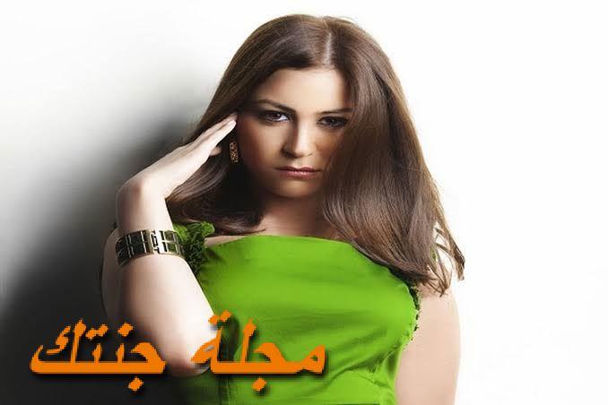 الممثلة المصرية مني شلبي