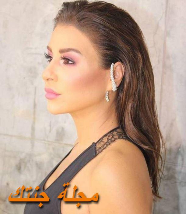 الممثلة الموهوبة ماغي بو غصن
