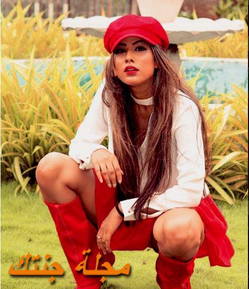 الممثلة نيا شارما