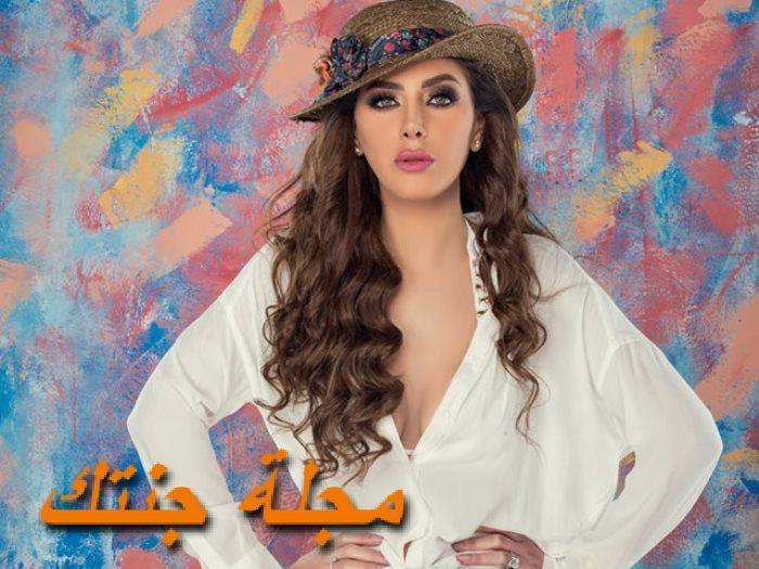 الممثلة هبة عبد العزيز