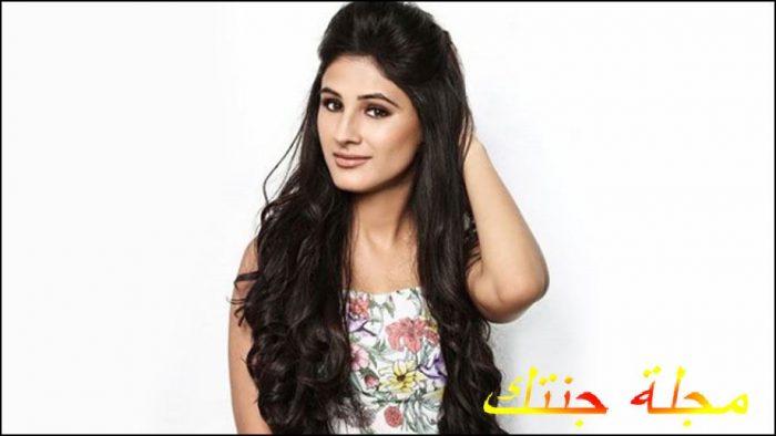الممثلة Saanvi Talwar