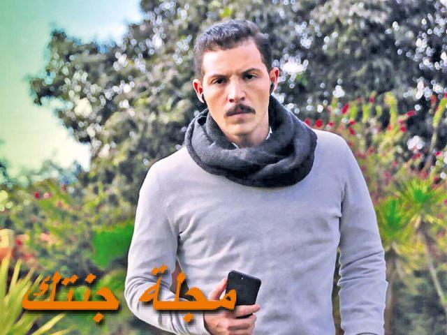 الممثل المصري محمود حجازي