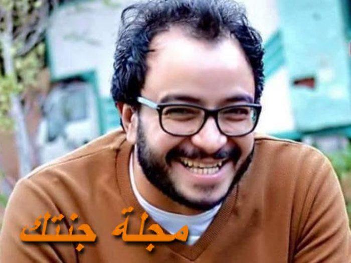 الممثل حسام داغر