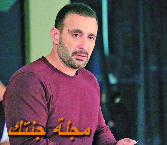 النجم احمد السقا