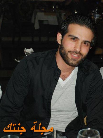 النجم السوري محمود نصر