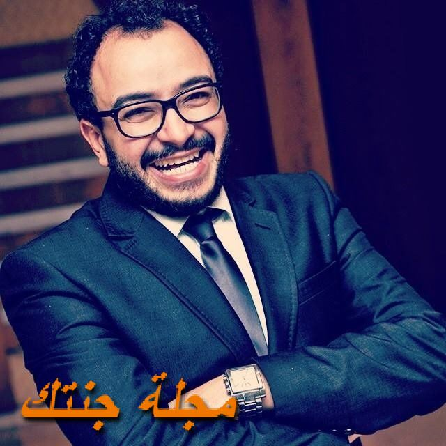 النجم المصري حسام داغر