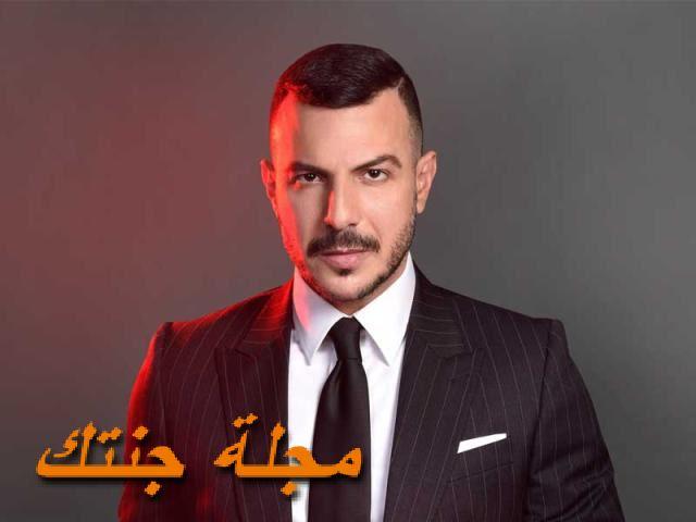 بطل مسلسل عهد الدم باسل خياط