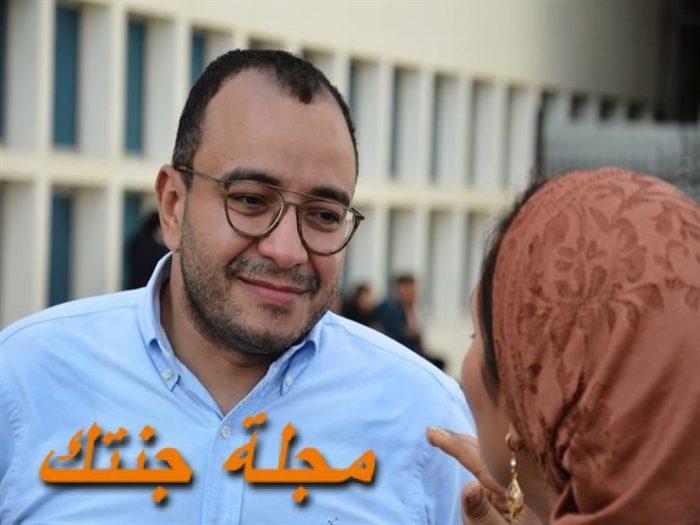 حسام داغر في مسلسل زالزال
