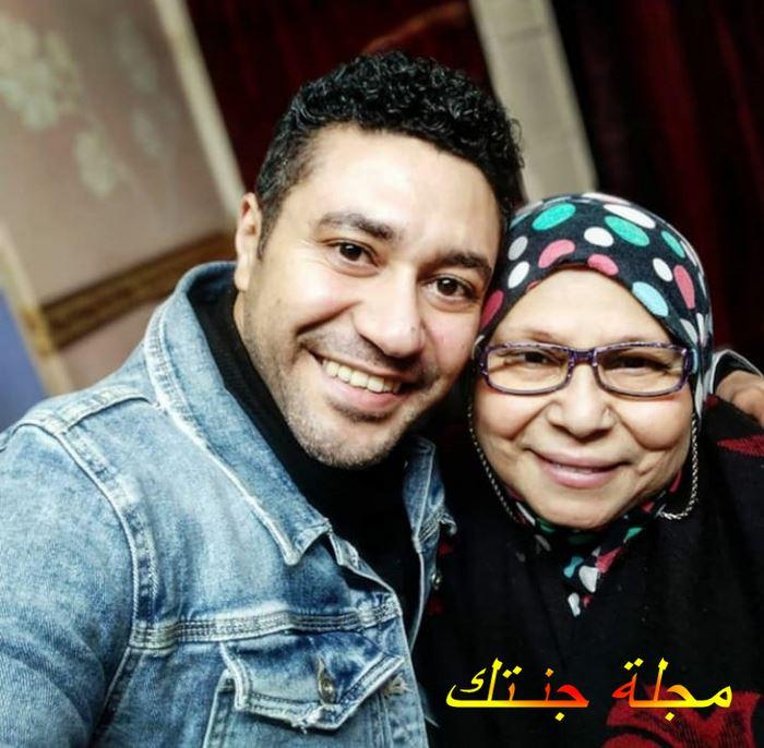 محمد عز وولدته