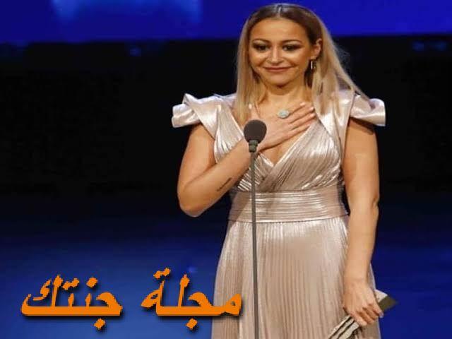 منة شلبي في مهرجان القاهرة السينمائي