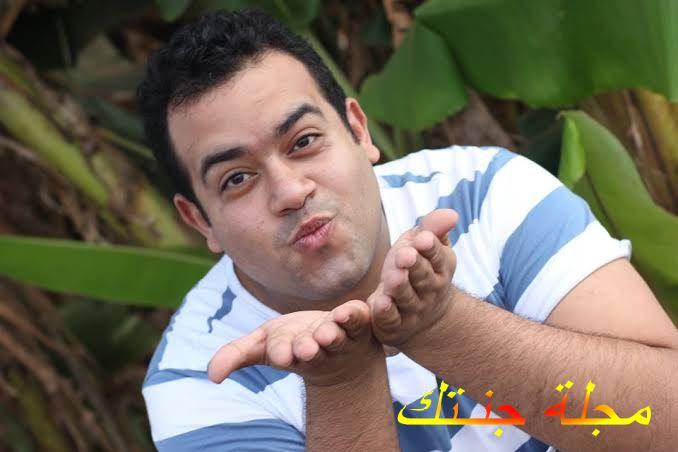 أحمد البسة بطل مسلسل بيضة ذهب
