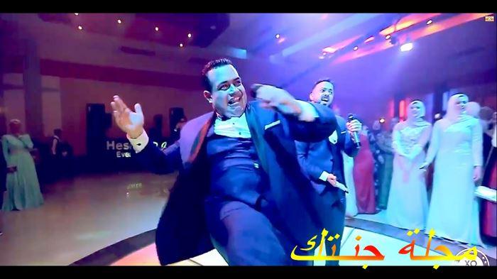 أحمد البسة من فرح شيقيته