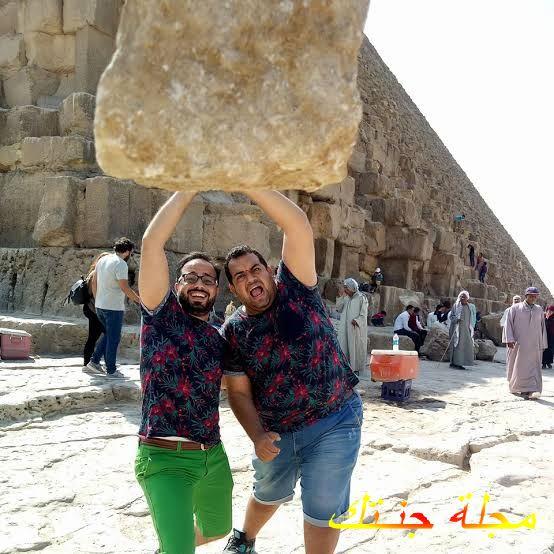 أحمد ومحمد البسة