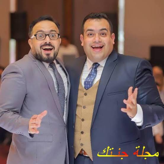 الانفلونسر أحمد ومحمدالبسة