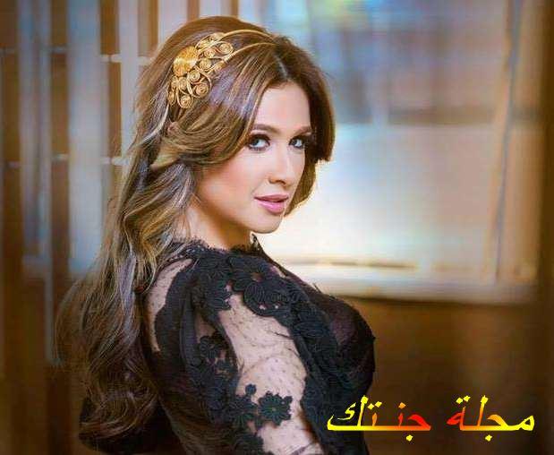 الجميلة ياسمين عبد العزيز