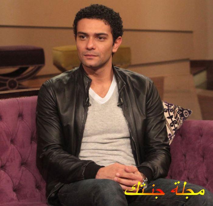 الفنان العالمي آسر ياسين