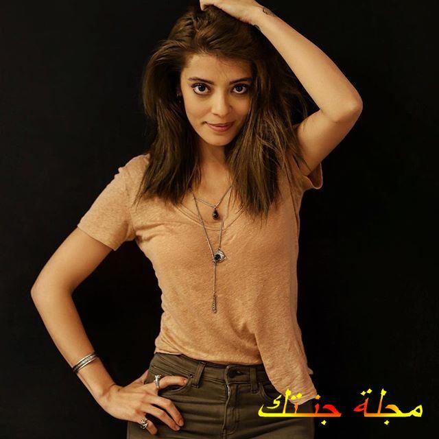الممثلة التركية سيلين شكرجي