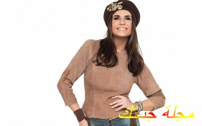 الممثلة التركية عائشة جول