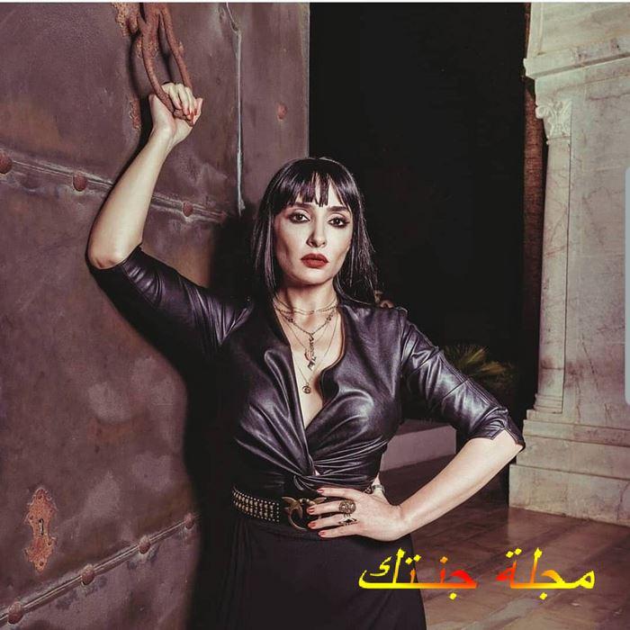 الممثلة التونسية سهير بن عمارة
