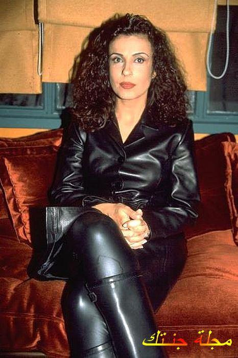 الممثلة عائشة جول