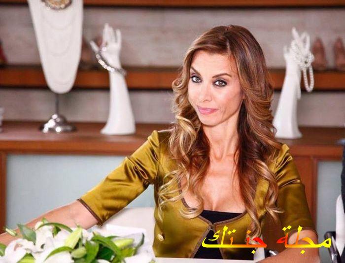 الممثلة نسليهان يلدان