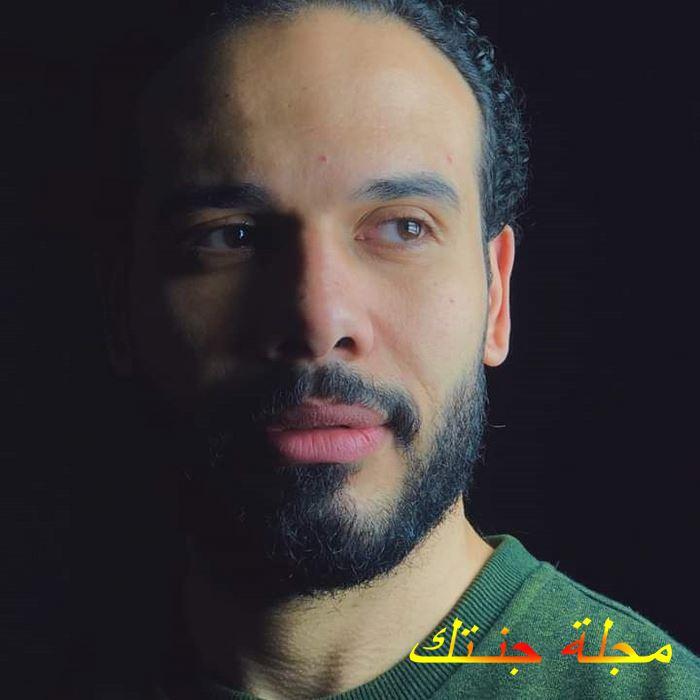 الممثل عزوز عادل