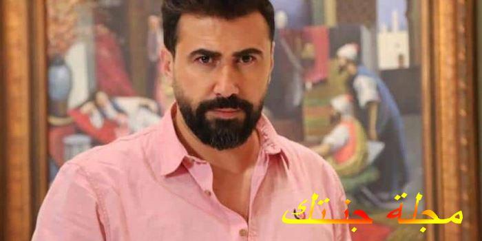 النجم السوري خالد القيش