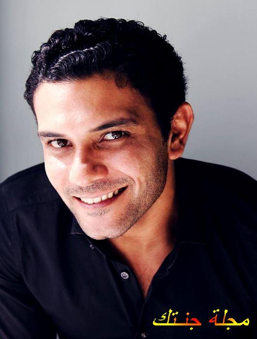 النجم الوسيم آسر ياسين