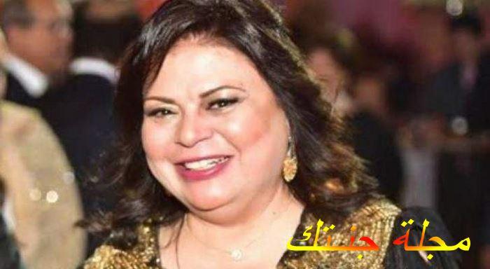بطلة مسلسل الست امينة ماجدة زكي