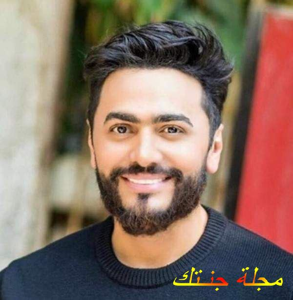 تامر حسني بطل فيلم عمرو سلمي