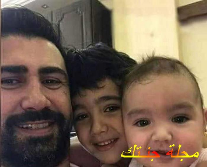 خالد القيش وابناء