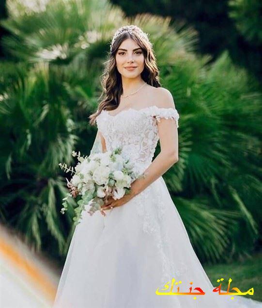 دينيز بايسال من حفلة زفافها