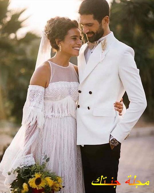 زفاف أحمد مجدي