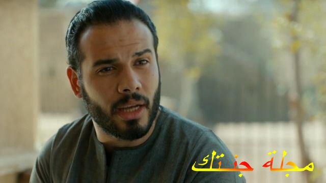 عزوز عادل في مسلسل لمس اكتاف