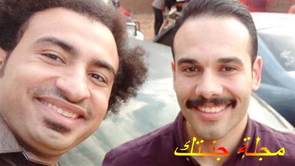 عزوز عادل مع علي ربيع
