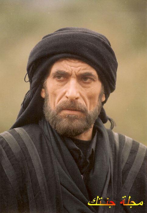 غسان مسعود بطل مسلسل مقابلة مع ادم