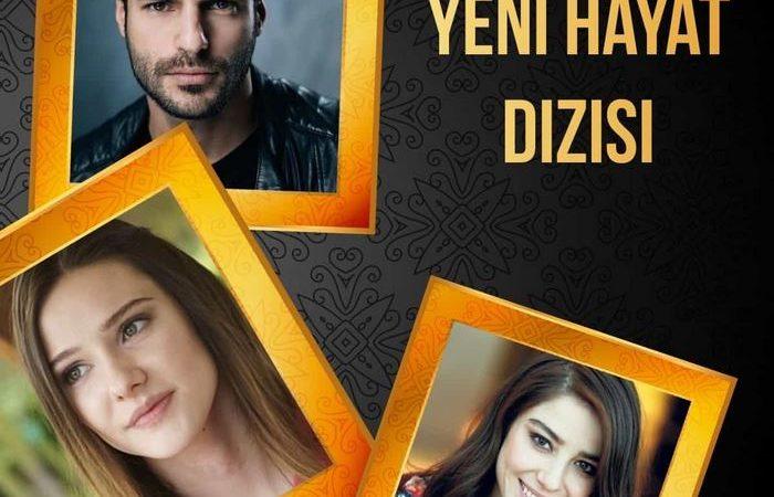 قصة المسلسل التركي حياة جديدة لسيركان تشاي اوغلو Yeni Hayat