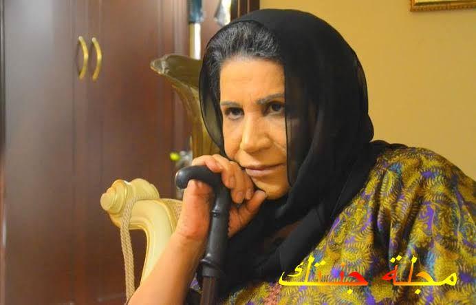 الفنانة سعاد عبدالله