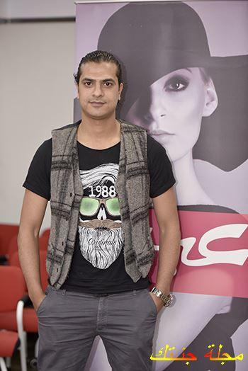 الفنان مصطفي أبو سريع
