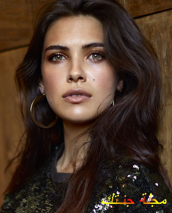 الممثلة بيران داملا يلماز
